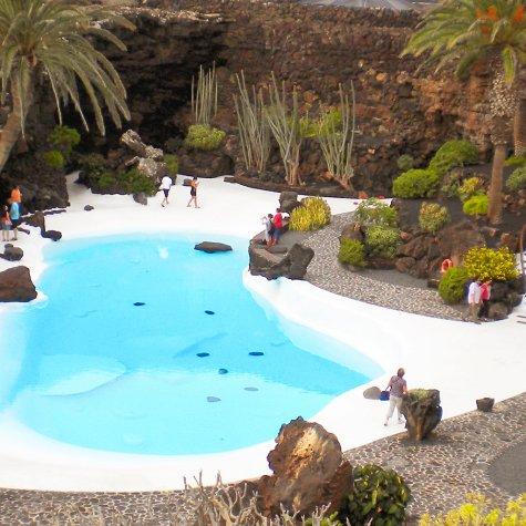 Excursion à Timanfaya, Mirador del Río, Jameos del Agua et Cueva de los Verdes