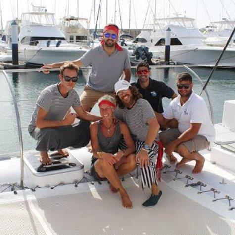 Catlanza GOLD Boat
